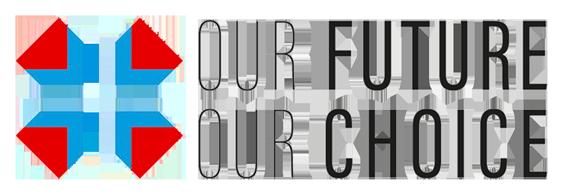 Our Future Our Choice Logo